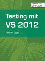 Testing mit Visual Studio 2012