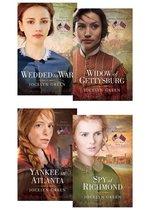 Heroines Behind the Lines Series (Set of 4 books)