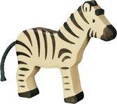 Holztiger Houten Wildernis: Zebrapaard