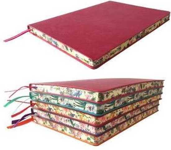 Pink Artisan Notebook (Flame Tree Journals)
