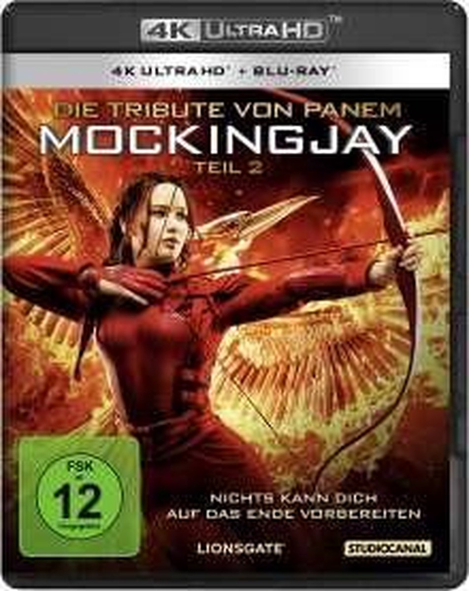 The Hunger Games: Mockingjay Part 2 (2015) (Ultra HD Blu-ray) (Import)-