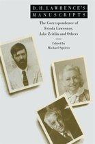 Boek cover D. H. Lawrences Manuscripts van Michael Squires