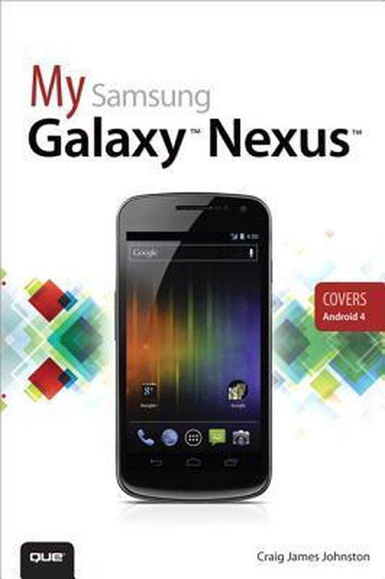 My Samsung Galaxy Nexus