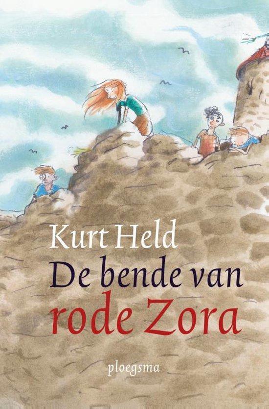 De bende van rode Zora - Kurt Held | Fthsonline.com