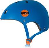 RiDD - Skull - Helmet - Helm - Valhelm - Skateboard - Skate - Skeelers - Blauw