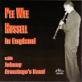 Pee Wee Russell In England With Johnny Armataye's