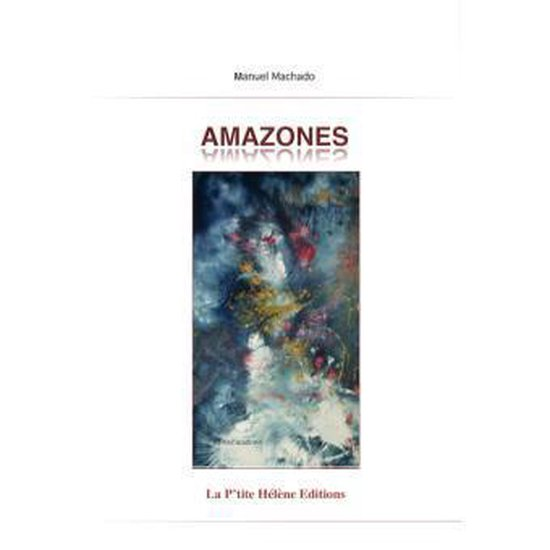 Omslag van AMAZONES