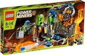 LEGO Power Miners Lavatraz - 8191