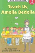 Boek cover Teach Us, Amelia Bedelia van Peggy Parish