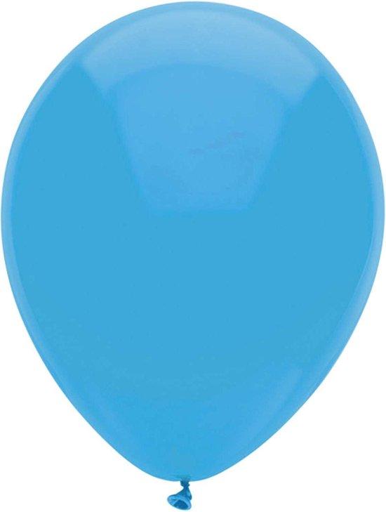 Haza Original Ballonnen Lichtblauw 10 Stuks
