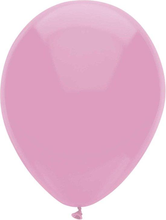 Haza Original Ballonnen Roze 10 Stuks