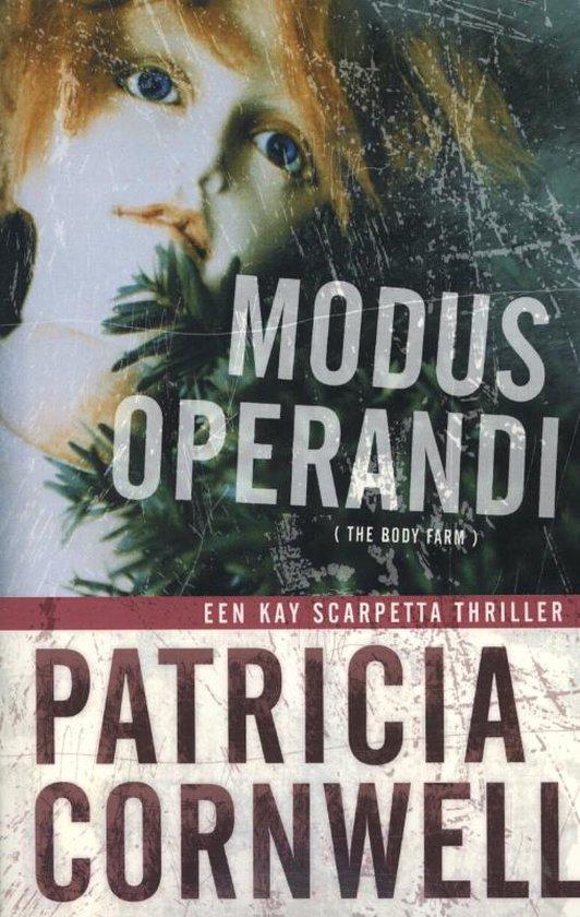 Modus operandi - Patricia Cornwell | Fthsonline.com