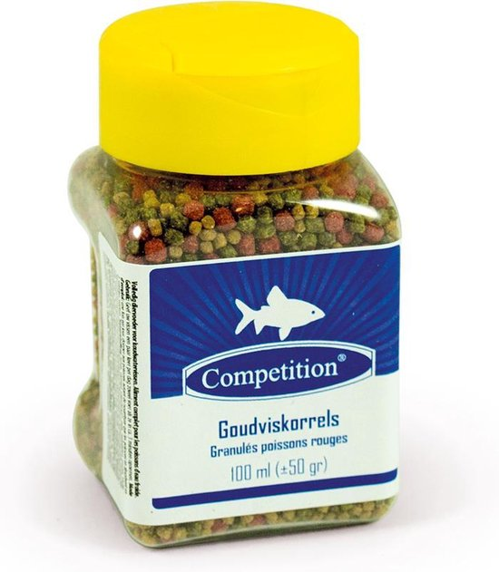 Competition Korrelvoer Goudvis 100 Ml