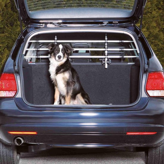 Trixie Auto veiligheidsrek Aluminium 96-163 / 34-38 cm