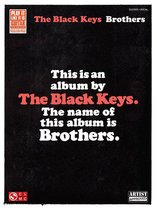 The Black Keys - Brothers (Songbook)
