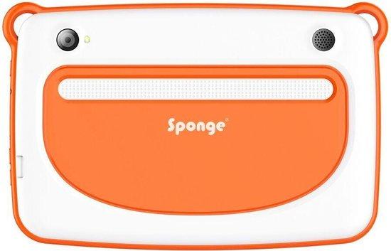 Sponge Smart 2 - 7 inch - Kindertablet - 8GB - Oranje