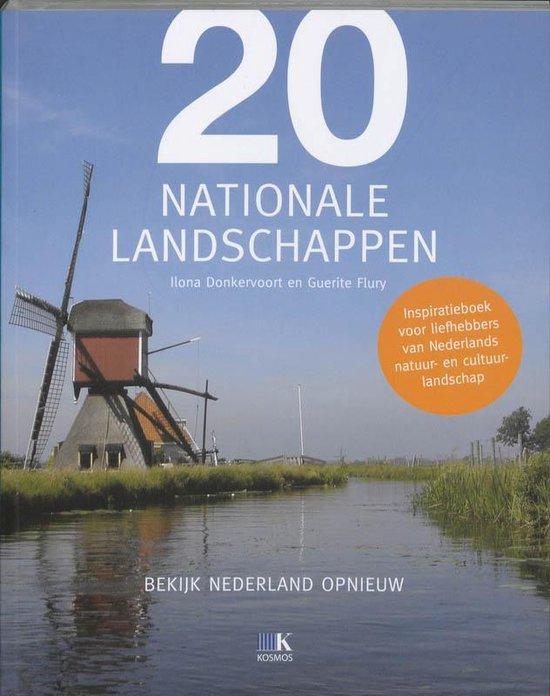 20 nationale landschappen - Ilona Donkervoort | Fthsonline.com