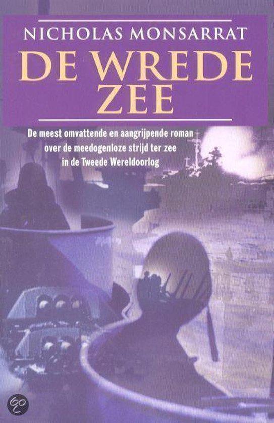 De Wrede Zee - Monsarrat |