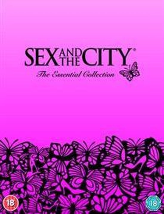 Sex And The City Complete Repack 2013 (19 Discs) (import)