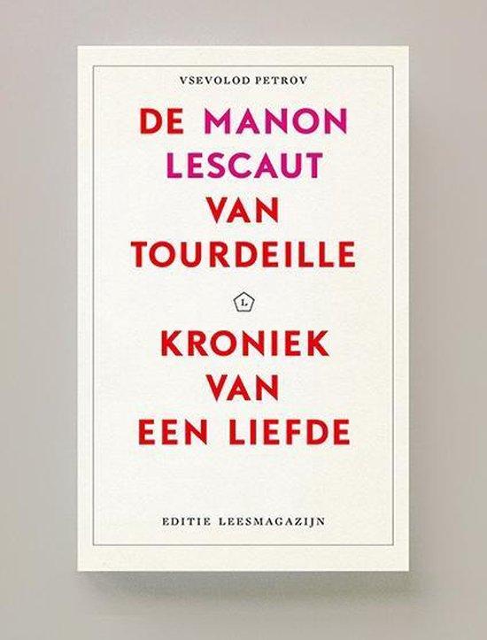 De Manon Lescaut van Tourdeille