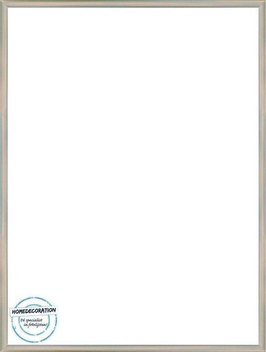 Homedecoration Almelo – Fotolijst – Fotomaat – 34 x 34 cm – Chroom