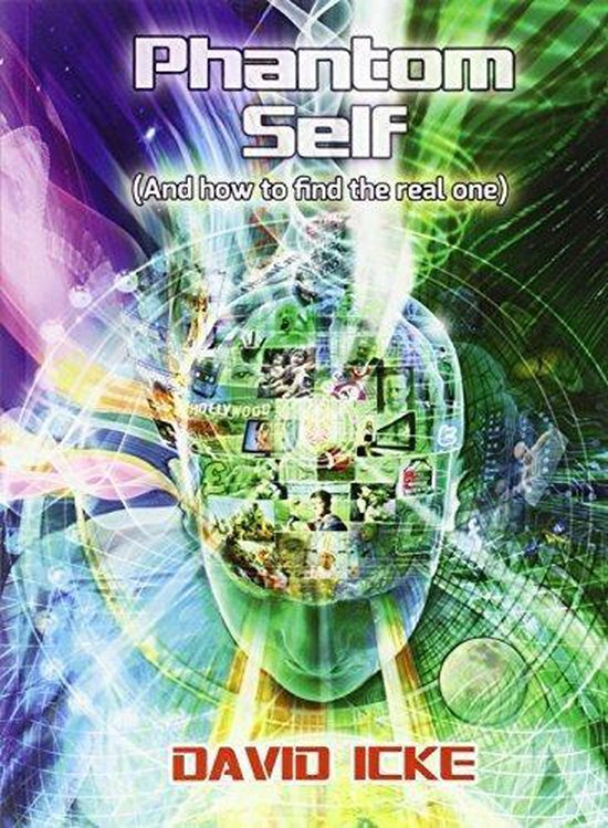 Boek cover Phantom Self van David Icke (Paperback)