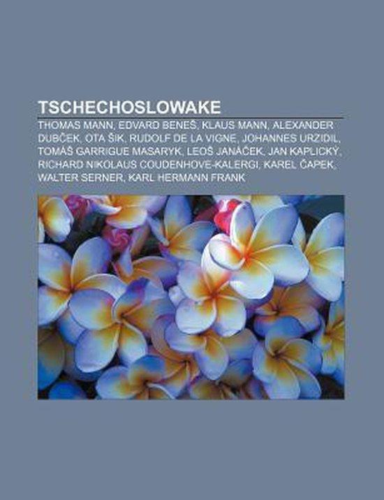 Tschechoslowake
