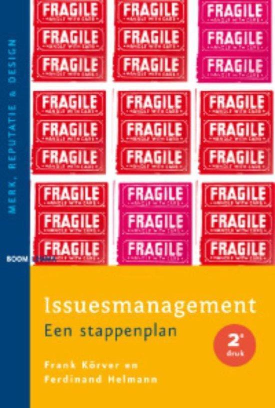 Issuesmanagement - Frank Körver |