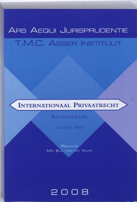 Internationaal Privaatrecht / 2008 Rechtspraak - none |
