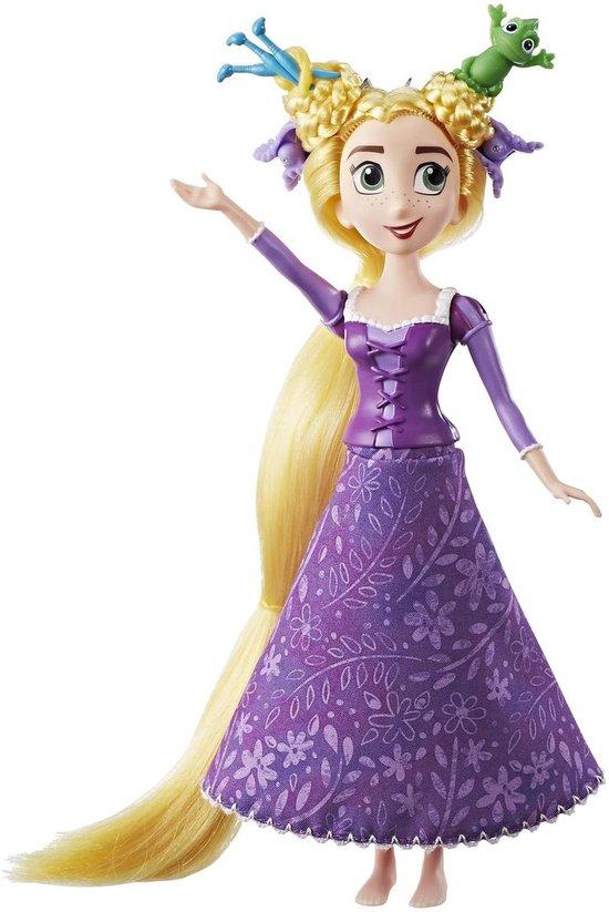 Disney Princess Tangled Rapunzel Spin en Stijl Speelfiguur
