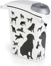 Curver Voedselcontainer - Silhouette Hond - 23 L