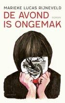 Boek cover De avond is ongemak van Marieke Lucas Rijneveld (Paperback)