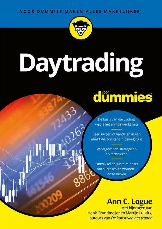 Voor Dummies - Daytrading voor dummies - Ann C. Logue | Fthsonline.com