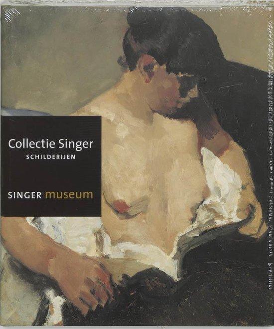 Cover van het boek 'Collectie Singer / Schilderijen'