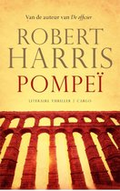 Boek cover Pompeï van Robert Harris