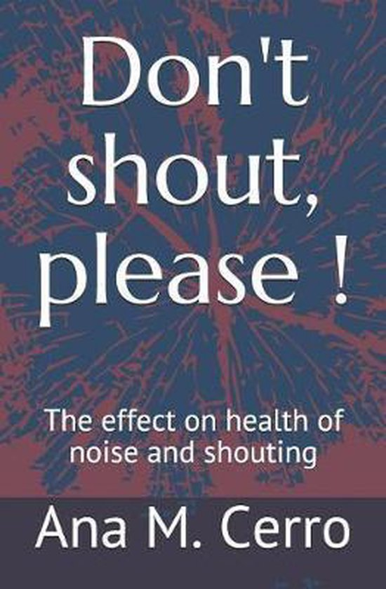 Don't Shout, Please !