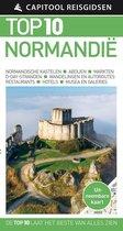 Boek cover Capitool Reisgidsen Top 10  -   Normandië van Fiona Duncan (Paperback)