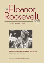 Boek cover The Eleanor Roosevelt Papers v. 1; The Human Rights Years, 1945-1948 van Eleanor Roosevelt
