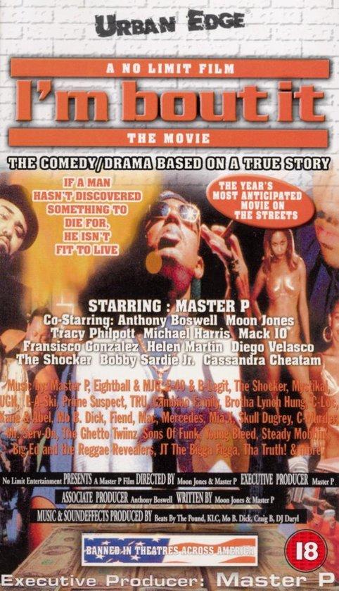 Cover van de film 'I'M Bout It (Movie) - Master P'