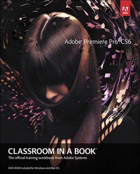Premiere Pro Cs6 Classroom In A Book Mac