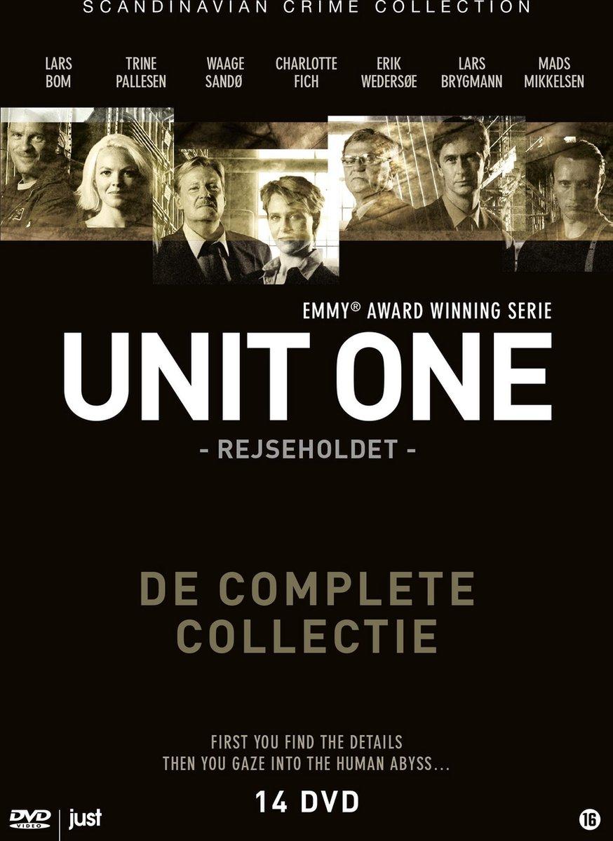 Unit One - De Complete Collectie - 14 Dvd Monsterbox