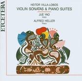Violin Sonatas & Piano Suites