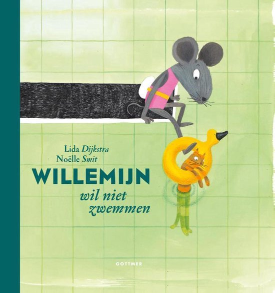 Willemijn wil niet zwemmen - Lida Dykstra pdf epub