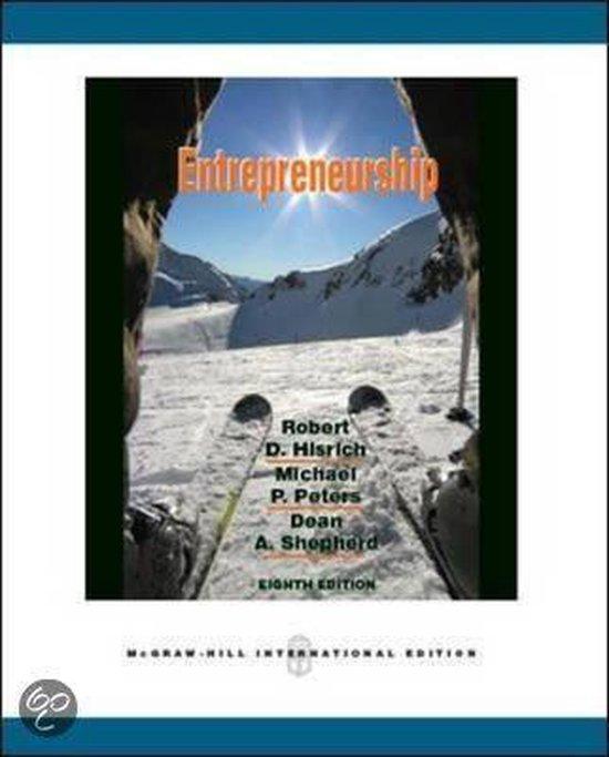 Afbeelding van Entrepreneurship