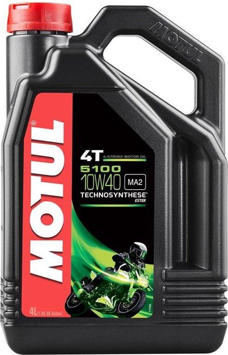 MOTUL 5100 10w40 - Motorolie - 4L