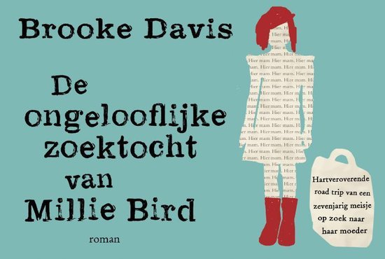 Omslag De ongelooflijke zoektocht van Millie Bird (370)