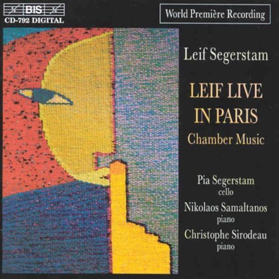 Leif Live In Paris