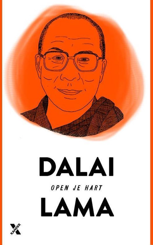 Open je hart - Dalai Lama pdf epub