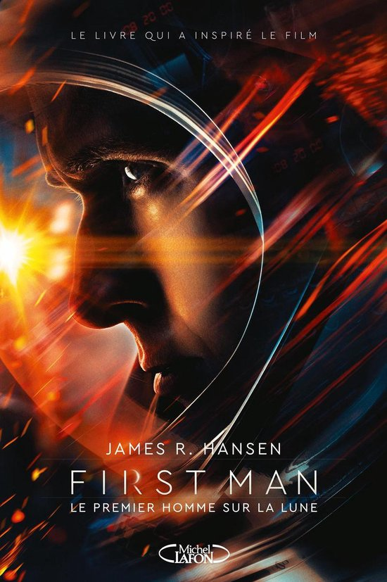 Boek cover First man - Le premier homme sur la Lune van James R. Hansen (Onbekend)