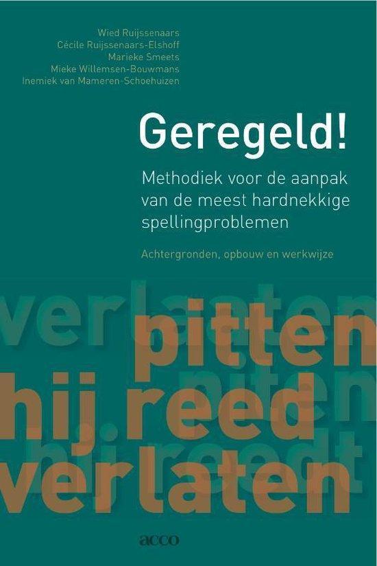 Geregeld! - W. Ruijssenaars   Readingchampions.org.uk